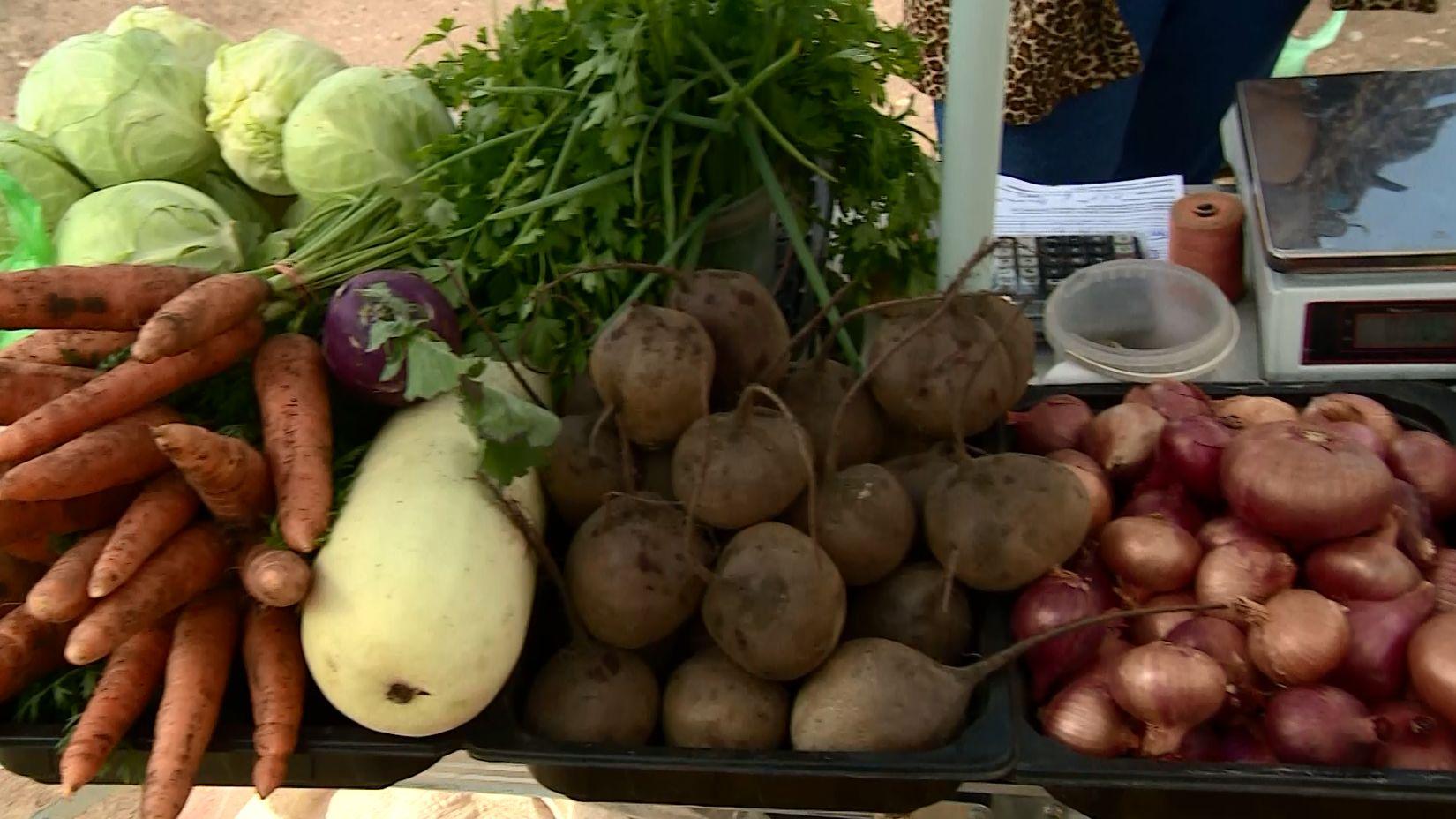В Ярославской области самая низкая цена на картофель в ЦФО