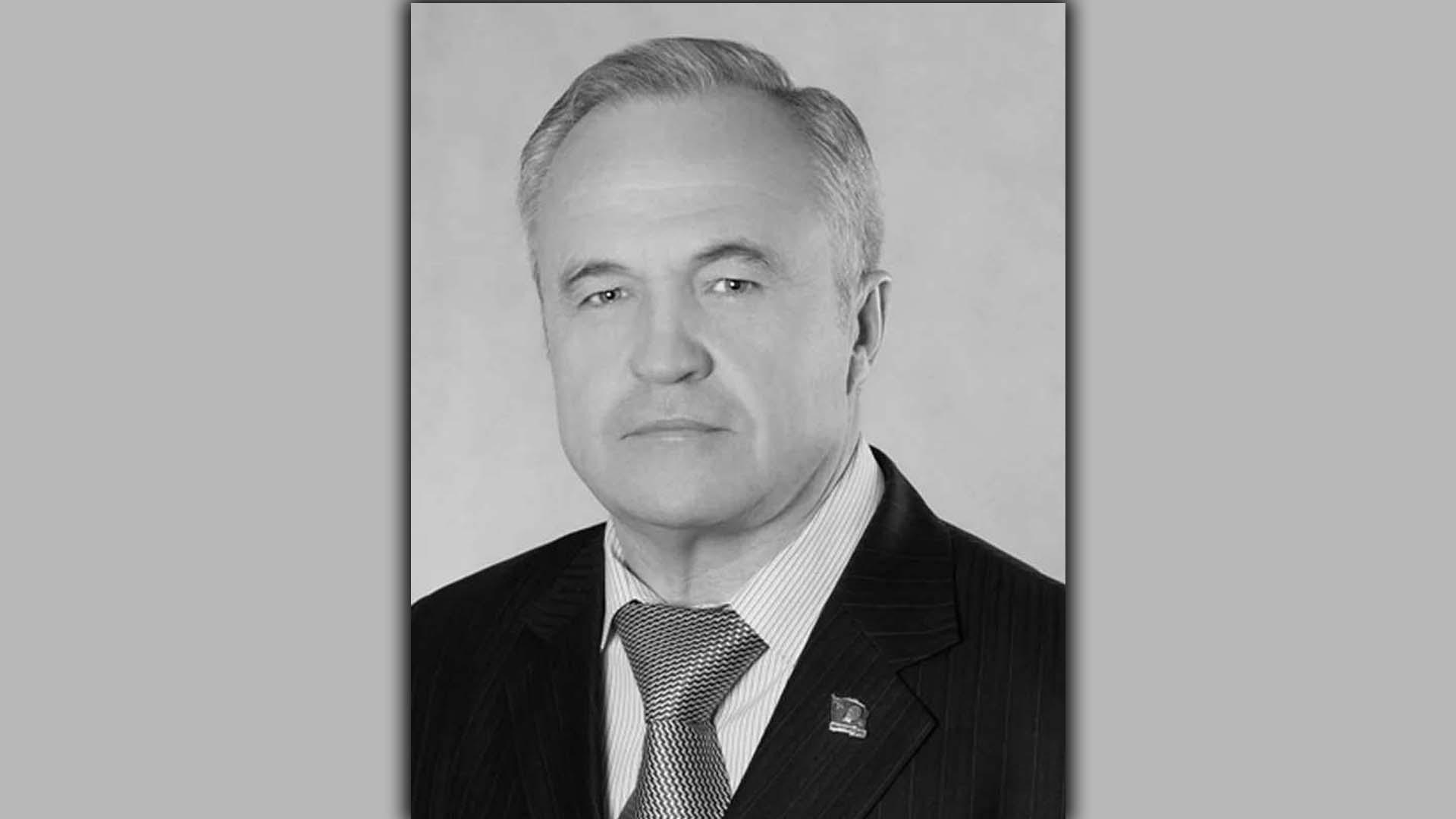 В Ярославле от коронавируса умер депутат областной Думы Александр Воробьев
