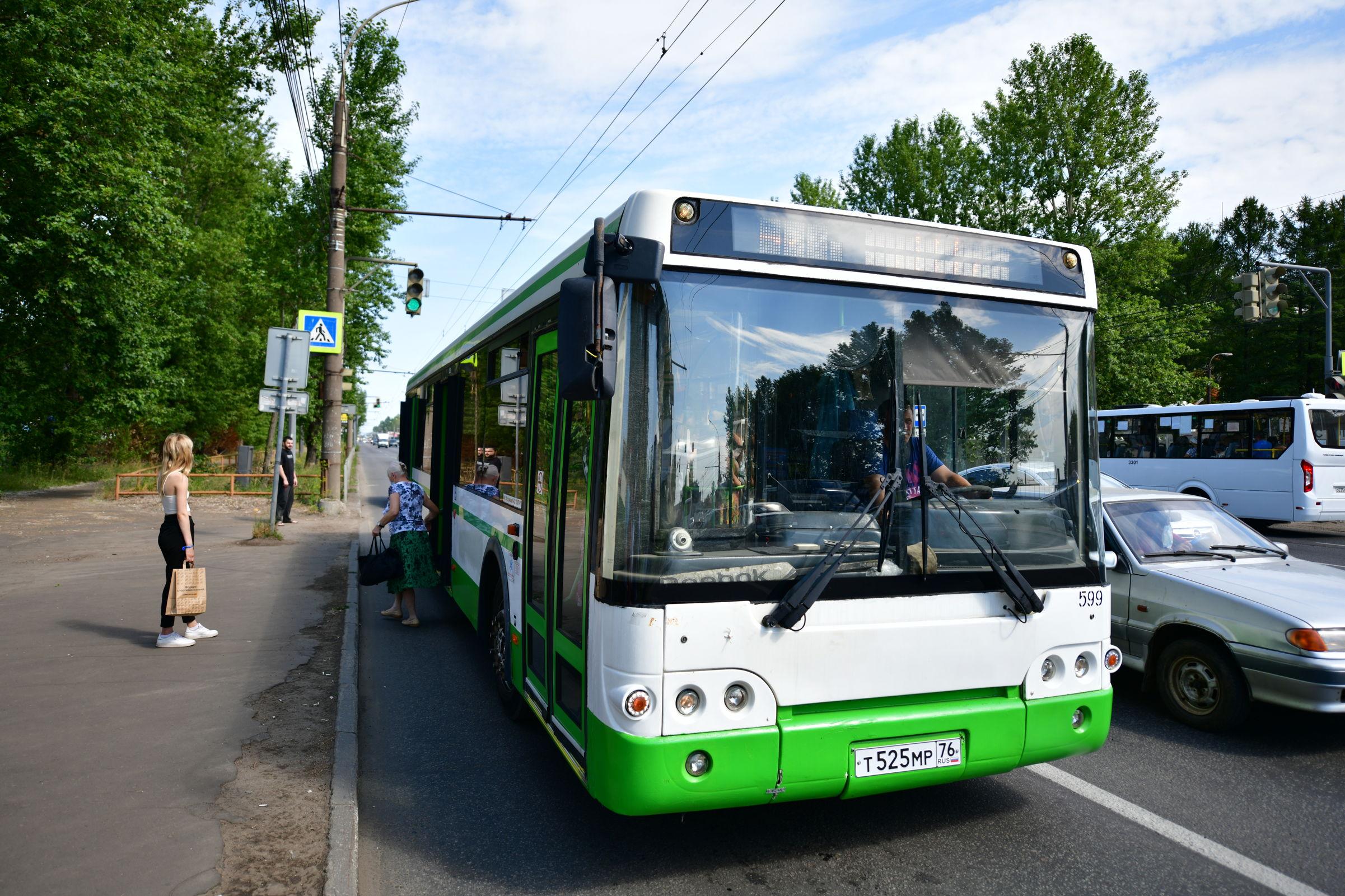 Контроль над соблюдением правил безопасности в общественном транспорте Ярославля усилят