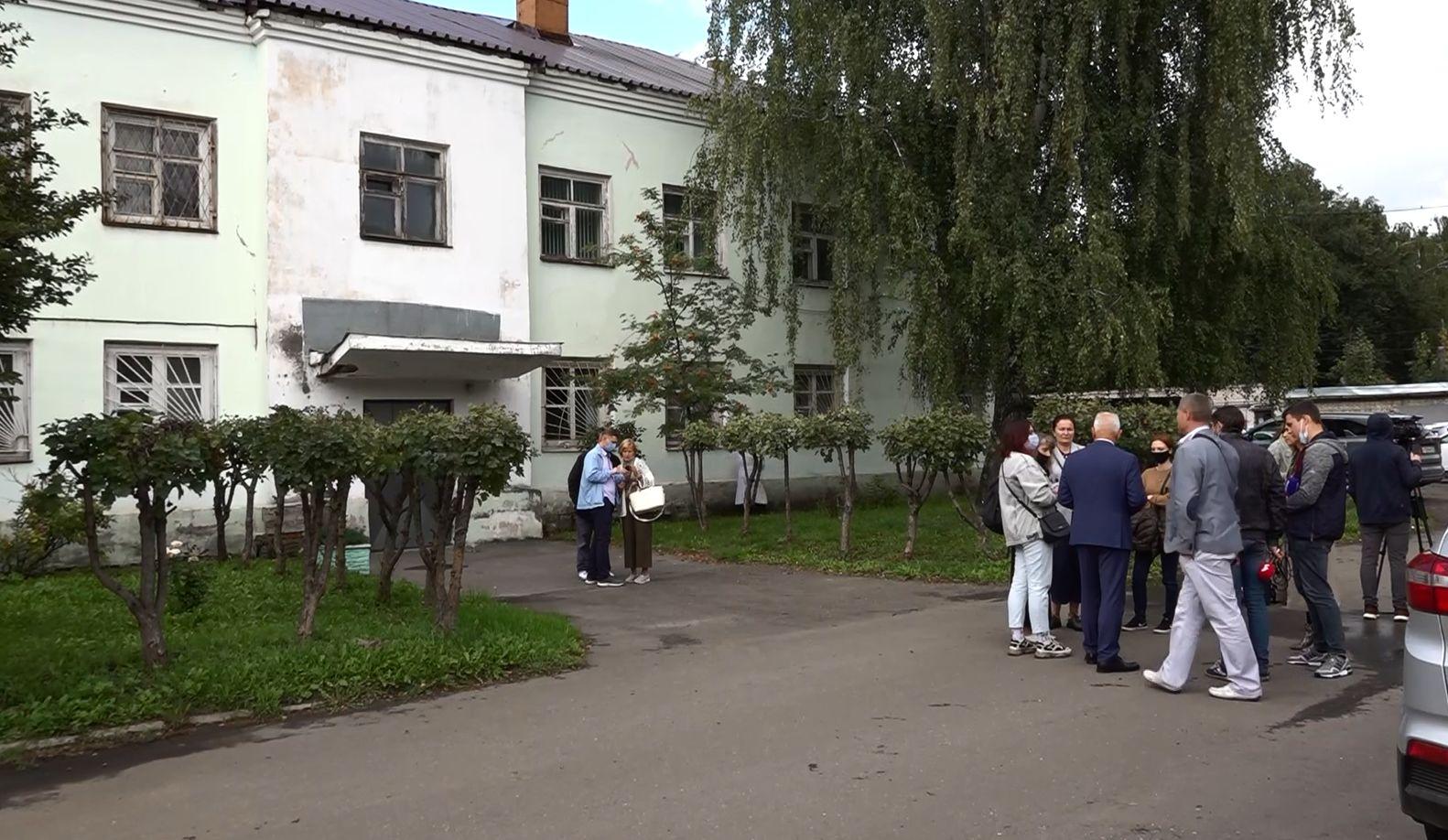 Ленинский суд Ярославля удовлетворил иск областной психиатрической больницы о принудительной госпитализации пациентки