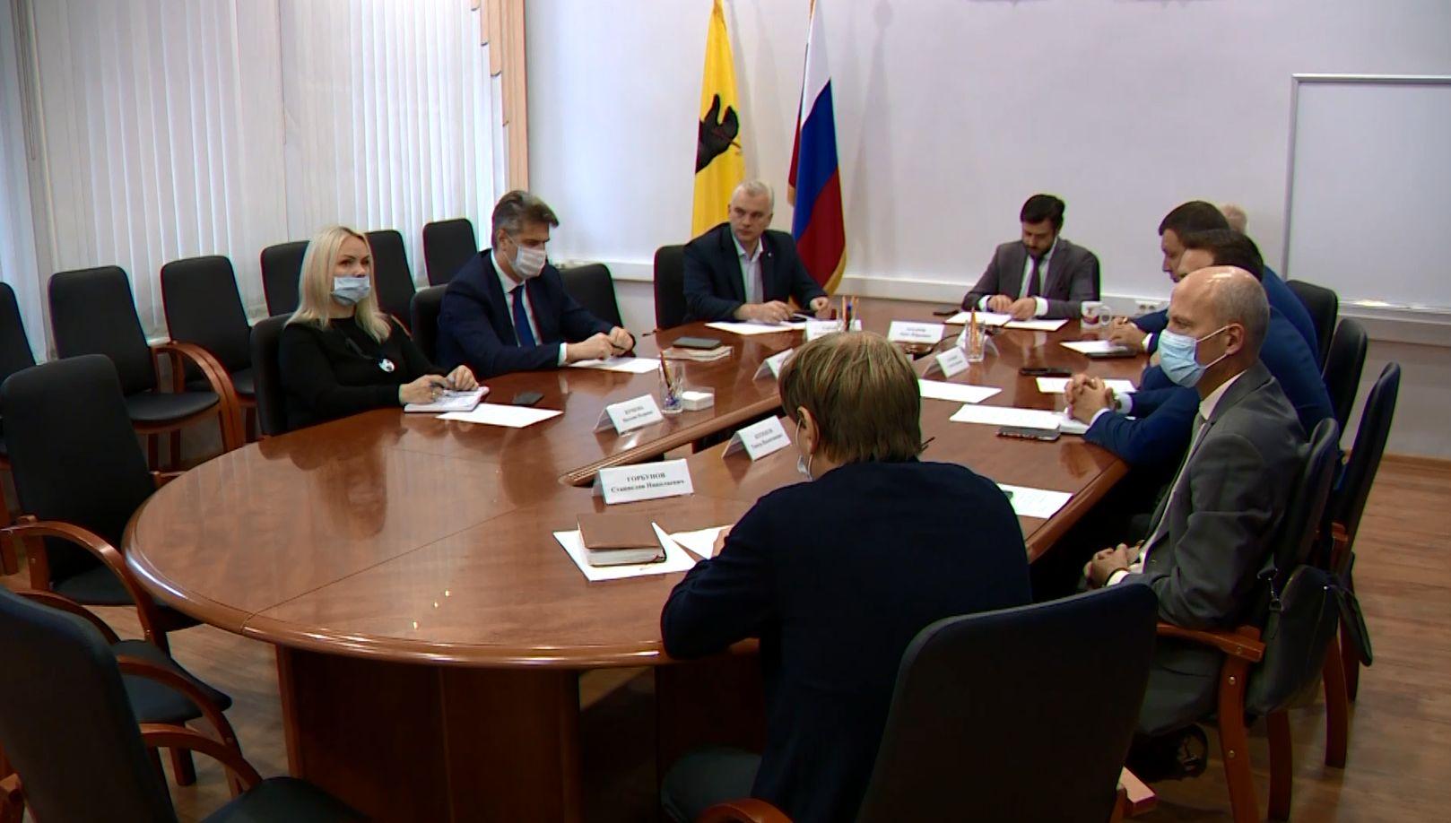 Председатель Избиркома Ярославской области Олег Захаров: все три дня голосования должна быть полностью обеспечена прозрачность избирательного процесса