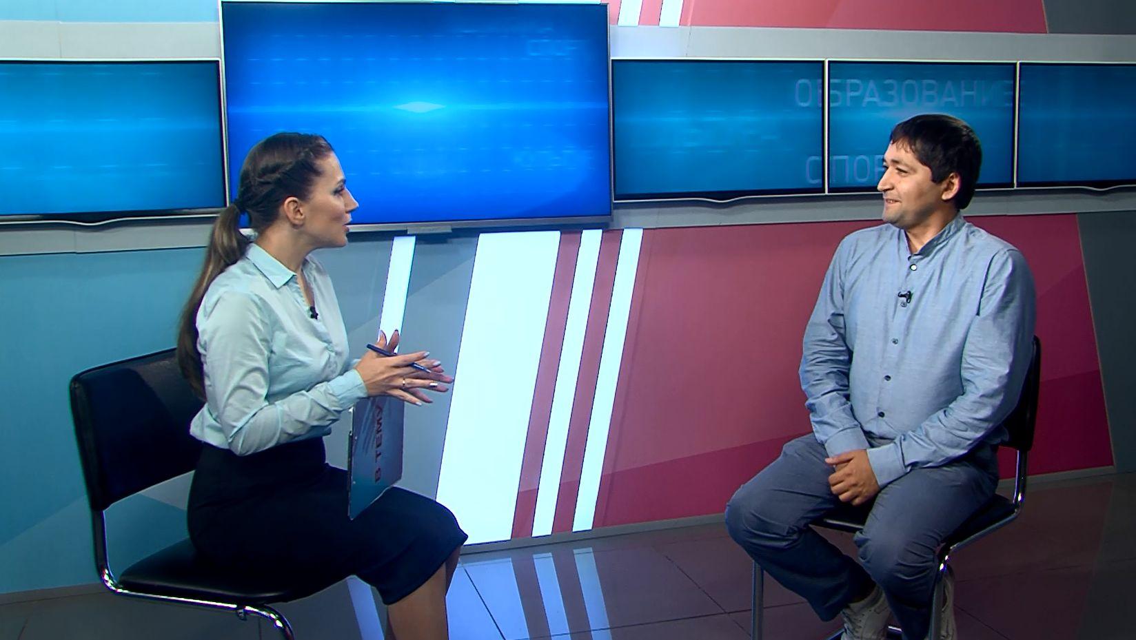 Программа «В тему»: Владимир Вобликов – о развитии детского кино в Ярославском регионе