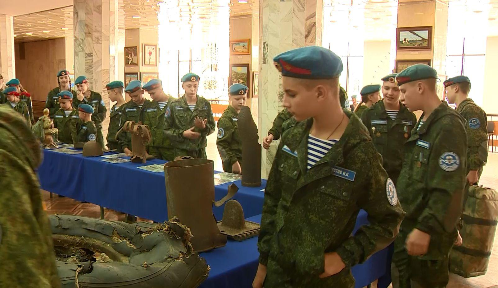 Ярославский клуб военно-патриотического воспитания «Десантник» отметил 20-летний юбилей
