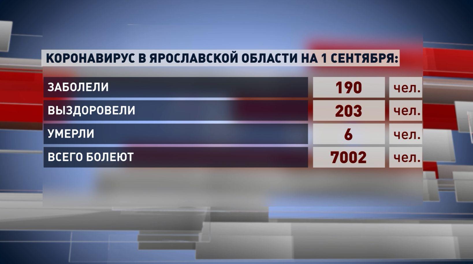 Сейчас в Ярославской области с коронавирусом борются 7 тысяч пациентов