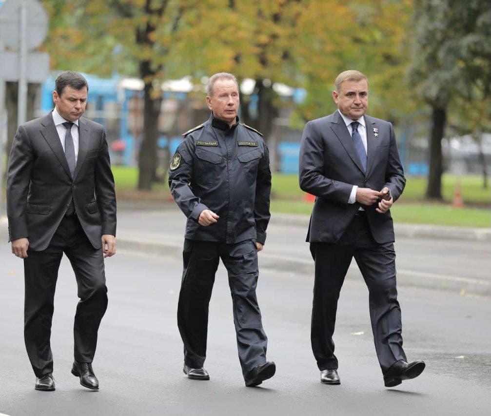 В Москве простились с главой МЧС Евгением Зиничевым: на церемонии был и губернатор Ярославской области Дмитрий Миронов