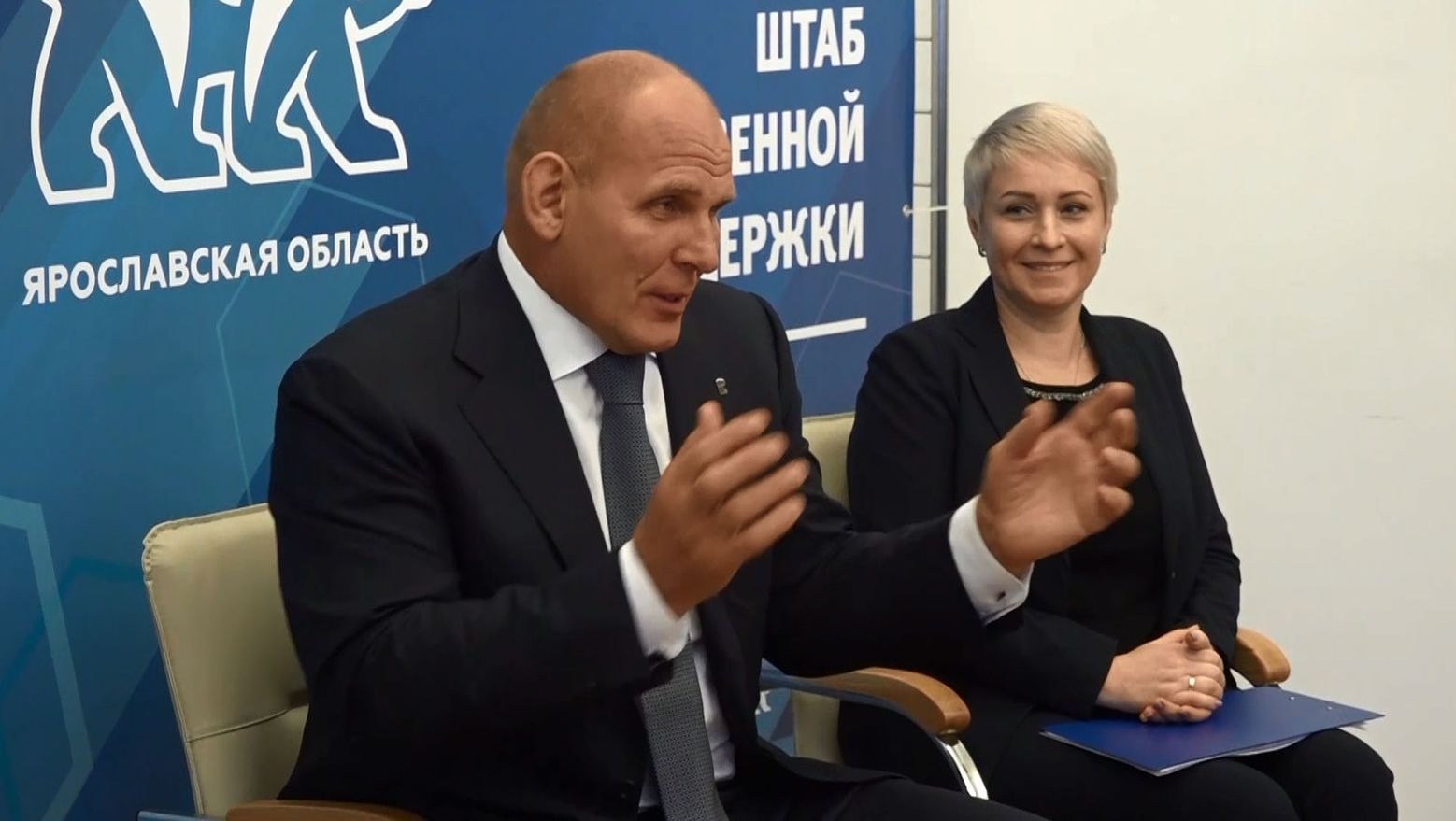 В рамках рабочей повестки сенатора Александра Карелина состоялась встреча с ярославской молодежью