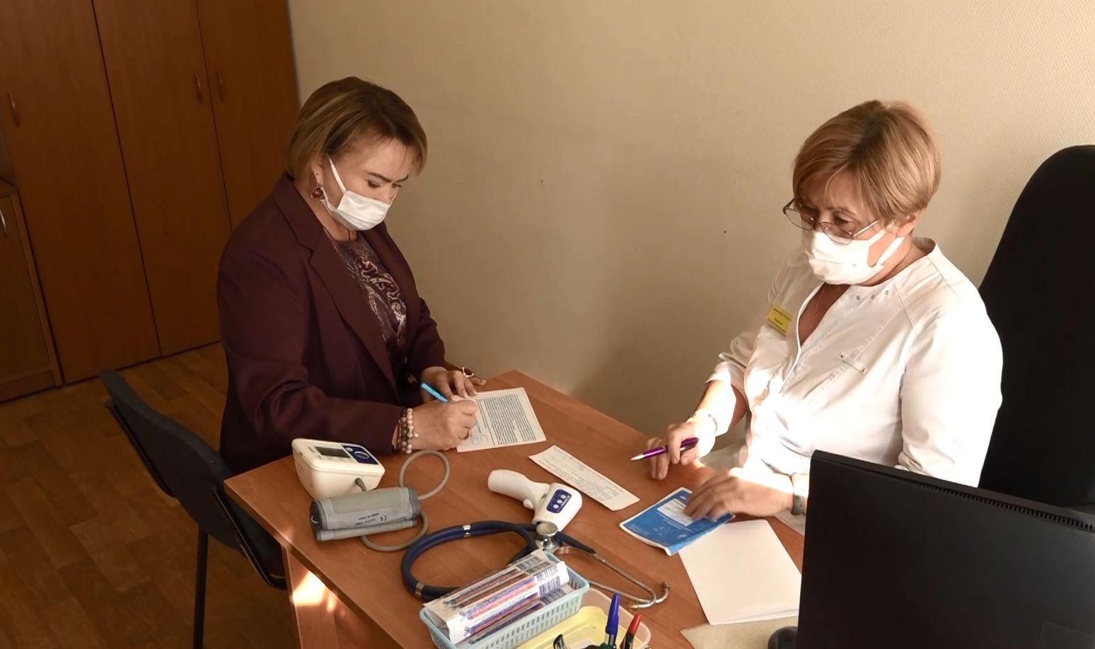 Новую вакцину от сезонного гриппа можно сделать в поликлиниках Ярославля по месту жительства