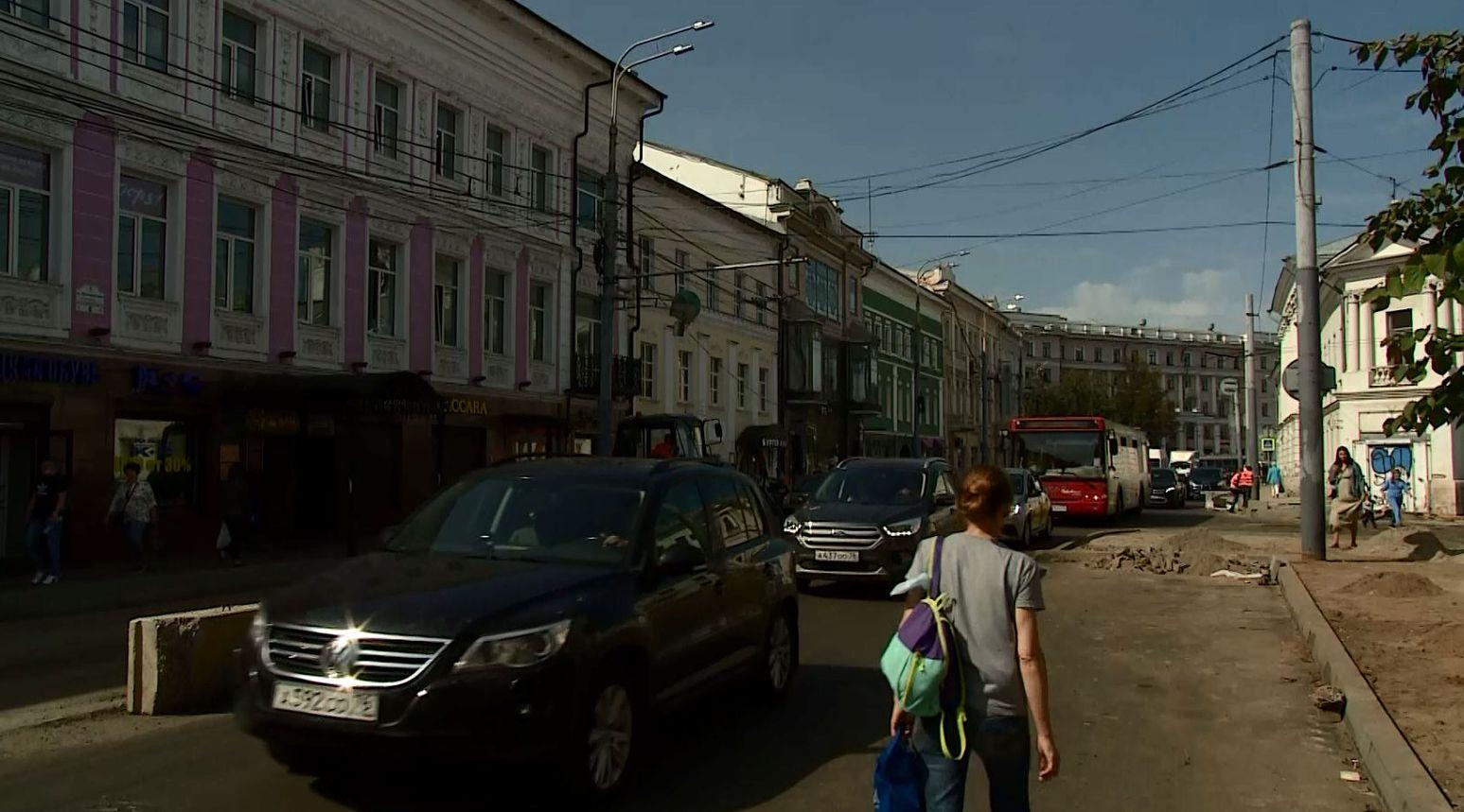 Центр Ярославля рискует встать в пробки на все выходные