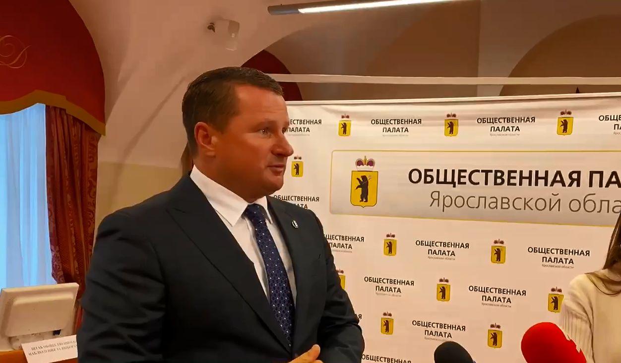 Председатель Штаба общественного наблюдения за выборами в Ярославской области Артём Иванчин - о работе горячей линии центра общественного наблюдения