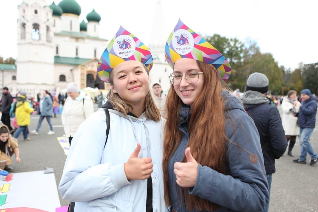 Губернатор Дмитрий Миронов поздравил Ярославль с Днём рождения