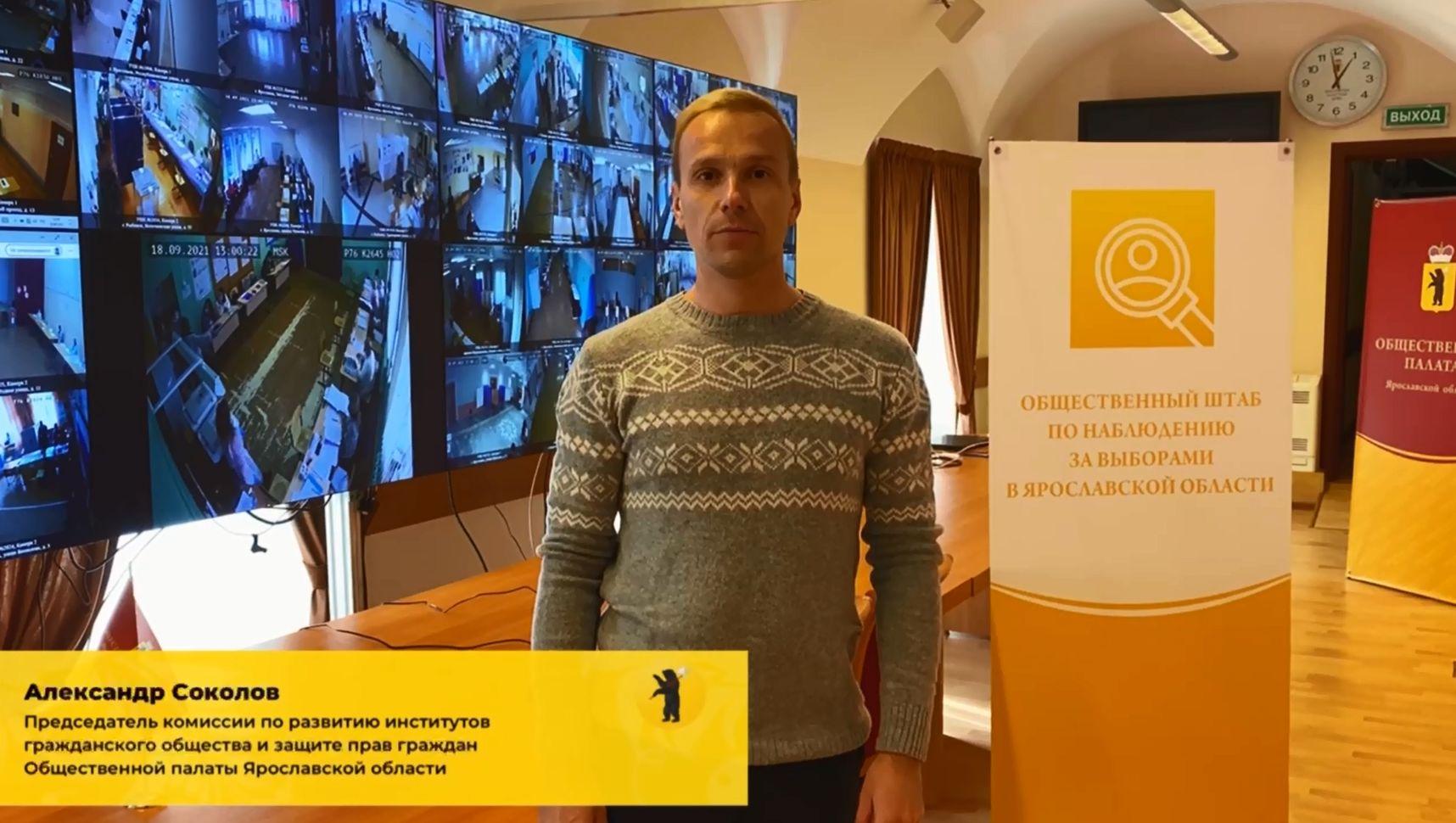 Председатель комиссии по развитию гражданского общества Общественной палаты Александр Соколов рассказал о преимуществах дистанционного электронного голосования