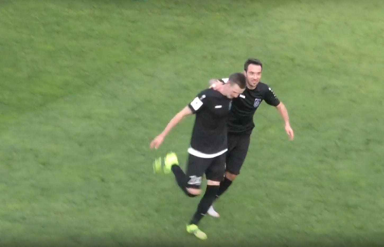 Ярославский «Шинник» уверенно одержал победу в матче с Дзержинским «Химиком»