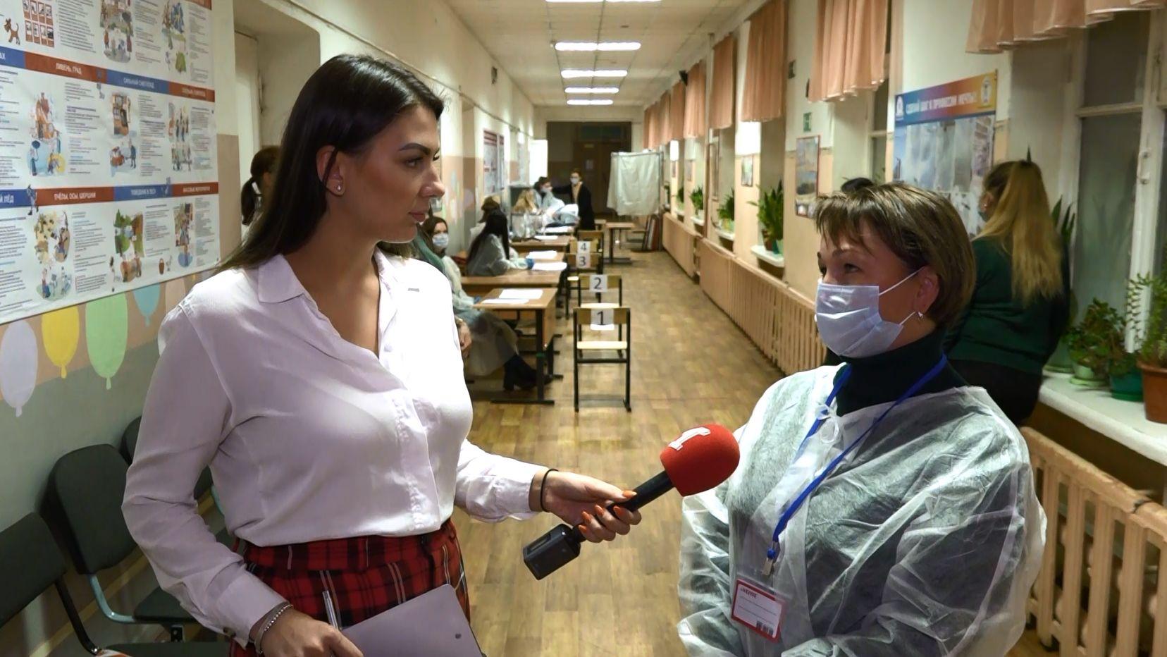 В Ярославской области закрылись все избирательные участки - в стране завершилось трехдневное голосование