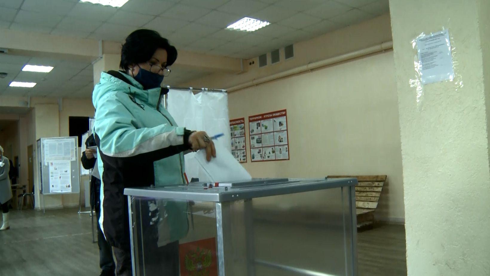В Ярославской области завершились выборы в Государственную Думу