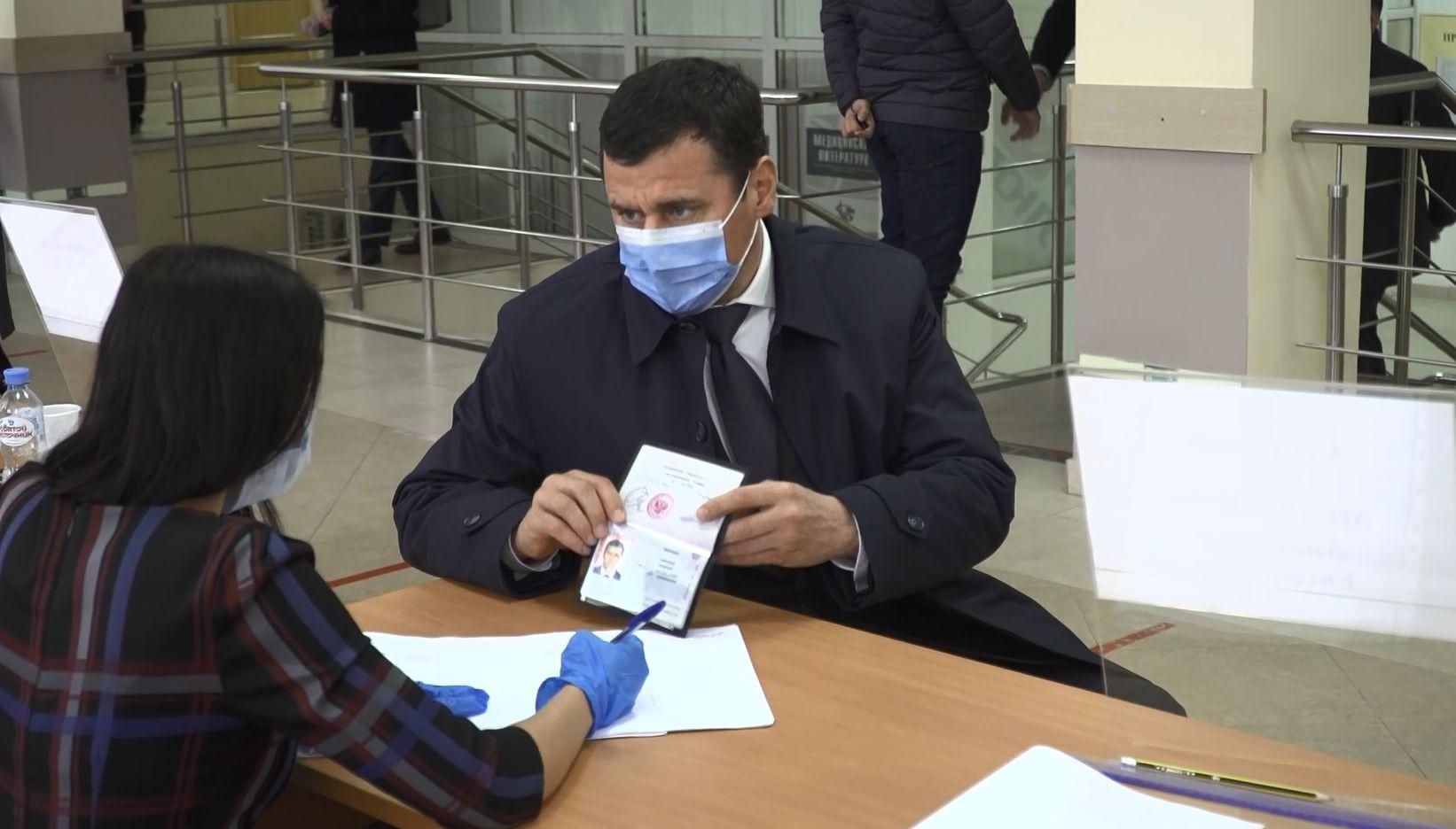 Дмитрий Миронов: «В нашем регионе состоялись открытые и легитимные выборы»