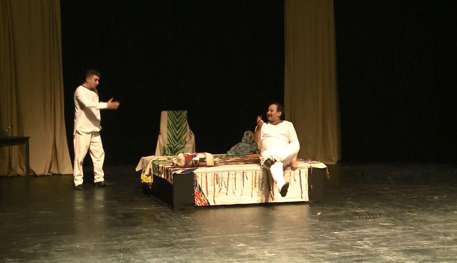 «Осенняя скука» на узбекском - театральная осень в Ярославле набирает обороты
