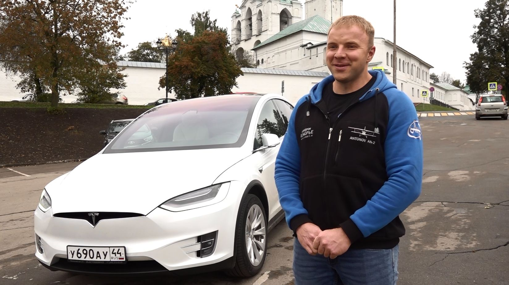 В Ярославской области в 10 раз увеличится количество общественных заправок для электрокаров