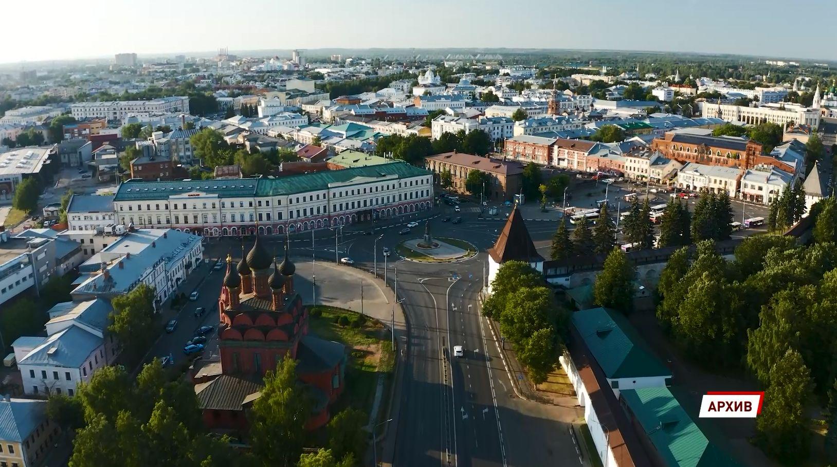 Сегодня Всемирный день туризма – Ярославская область обладает огромным потенциалом для развития всех его разновидностей