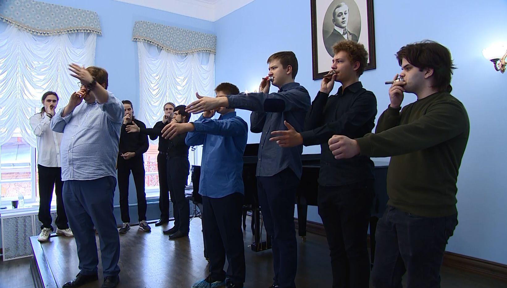 В Ярославле начинается осенняя сессия образовательного центра Юрия Башмета