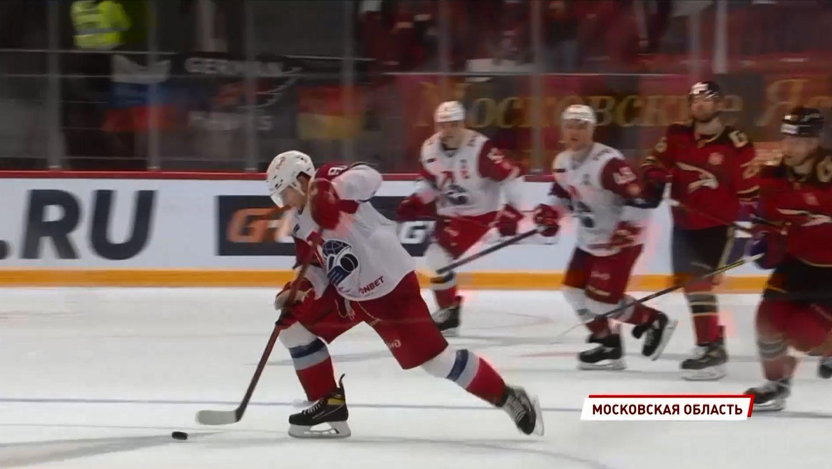 Ярославский «Локомотив» на выезде обыграл «Авангард», прервав серию из трех поражений