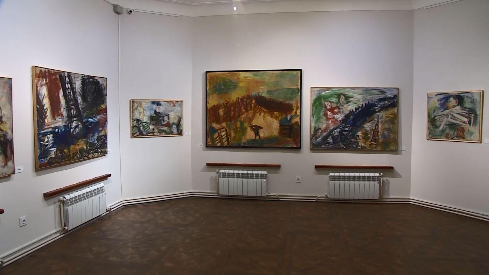 В Ярославле в «Доме муз» проходит первая биеннале современного искусства