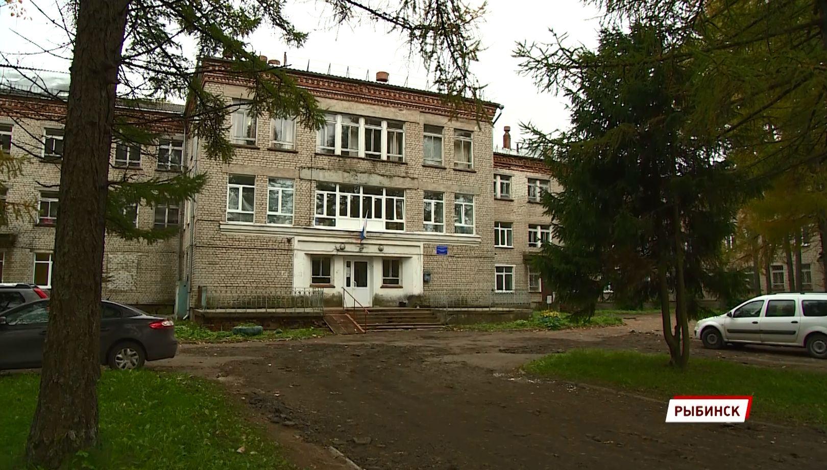 В городской больнице №4 Рыбинска заканчивается большой ремонт
