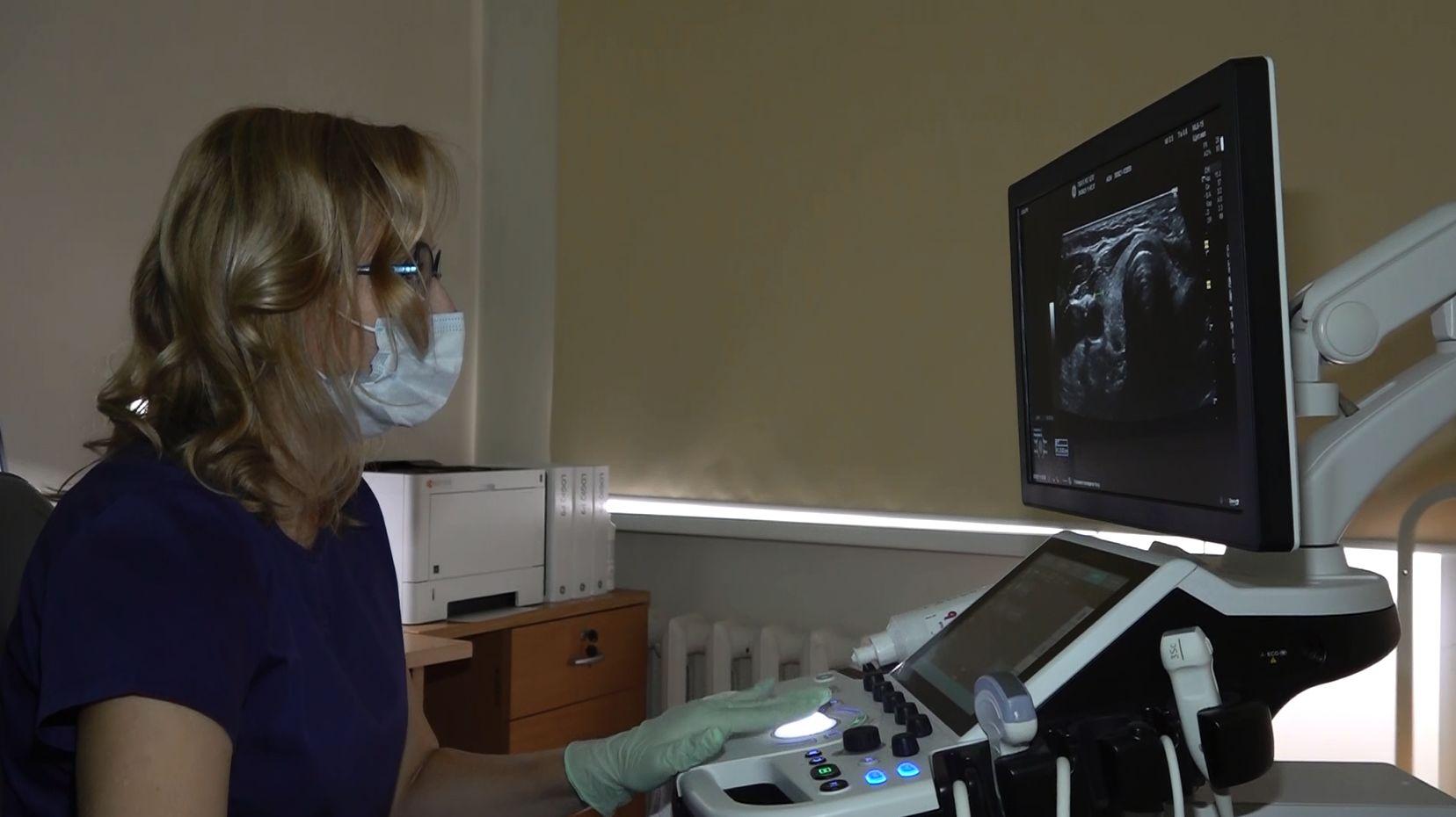 В Ярославской центральной городской больнице появились новые современные аппараты УЗИ экспертного класса