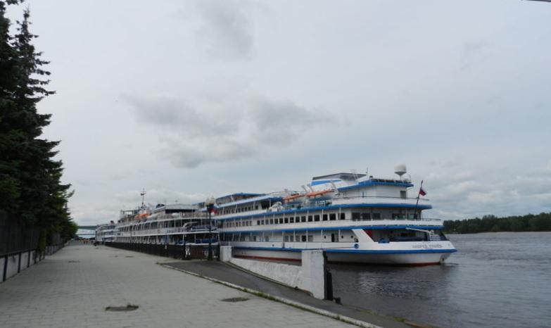 В этом году Ярославскую область посетили более 200 тысяч круизных туристов