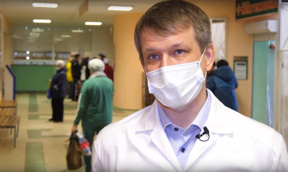 Главный инфекционист области и главврач Переславской ЦРБ обратились к жителям с просьбой о помощи