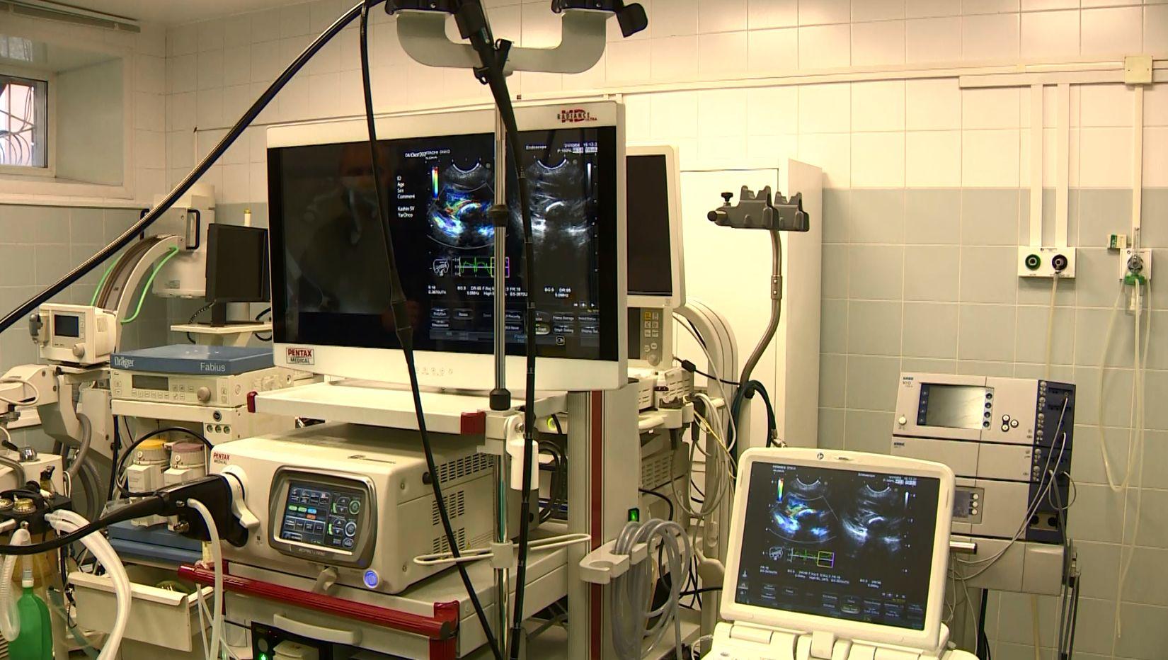 В Ярославскую областную онкологическую больницу привезли новый рентгеновский аппарат типа С-дуга