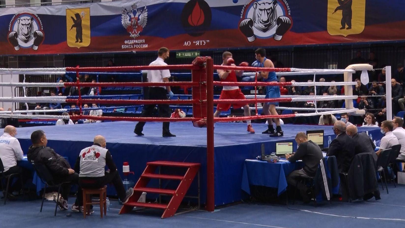 В Ярославле завершился Кубок губернатора по боксу