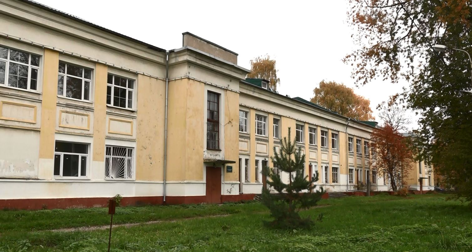 Самый старый корпус Ярославской областной инфекционной больницы ждет масштабная реконструкция
