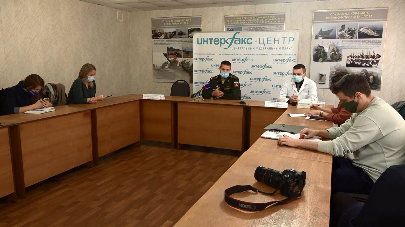 В Ярославской области в активную стадию входит осенняя призывная кампания