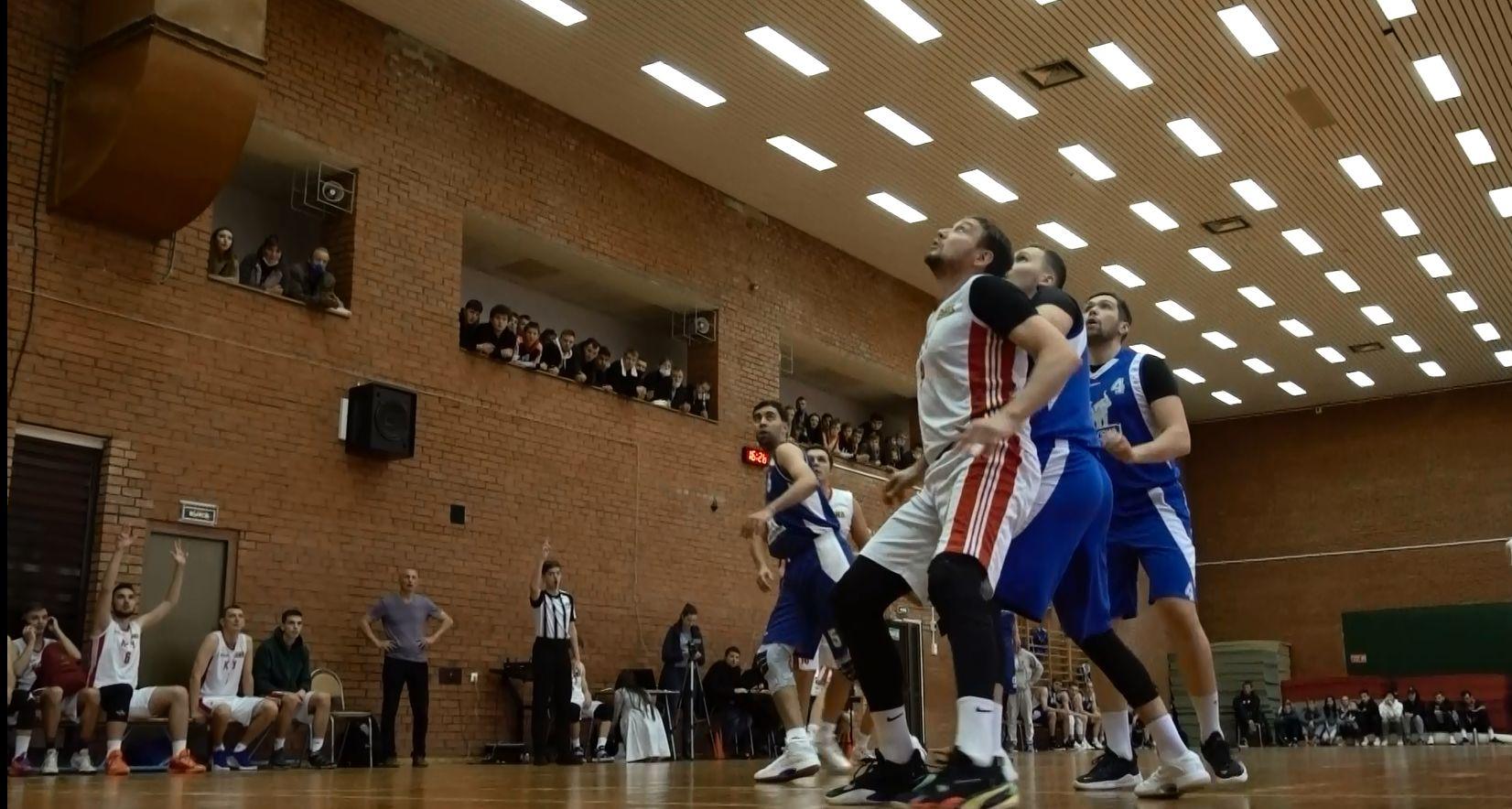 Новый сезон баскетбольной Лиги Золотого кольца стартовал в Ярославле