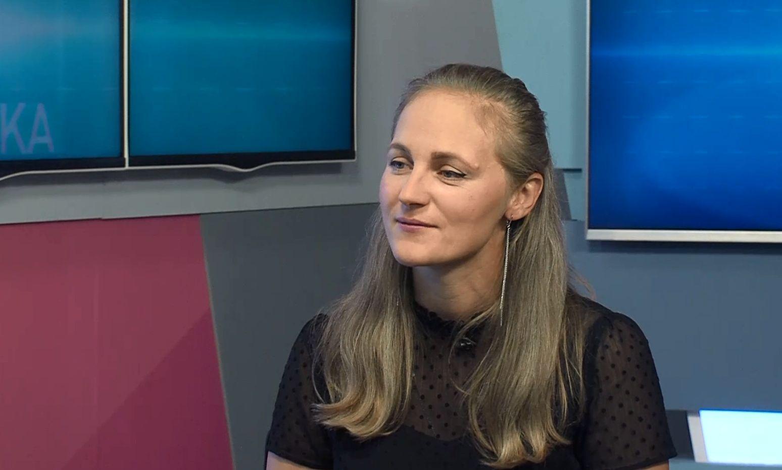 Программа «В тему»: Елена Афрова - о реабилитации и адаптации бездомных животных