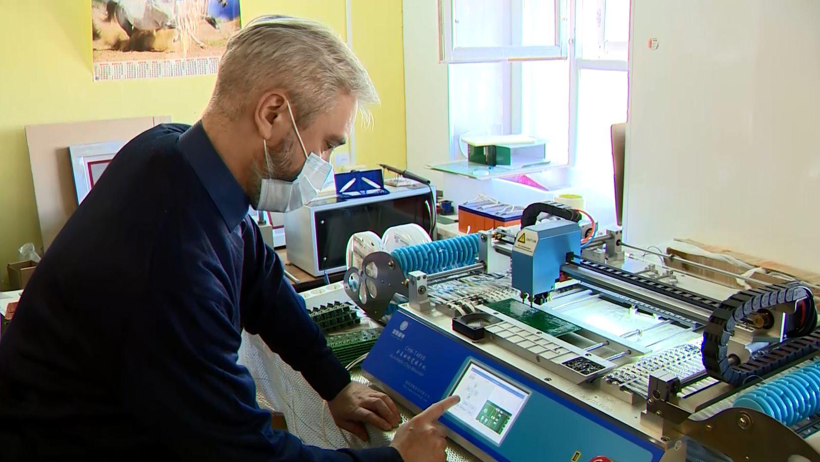 В Ярославской области увеличивают объемы производства оборудования для очистки и обеззараживания воздуха, воды, бытовых предметов