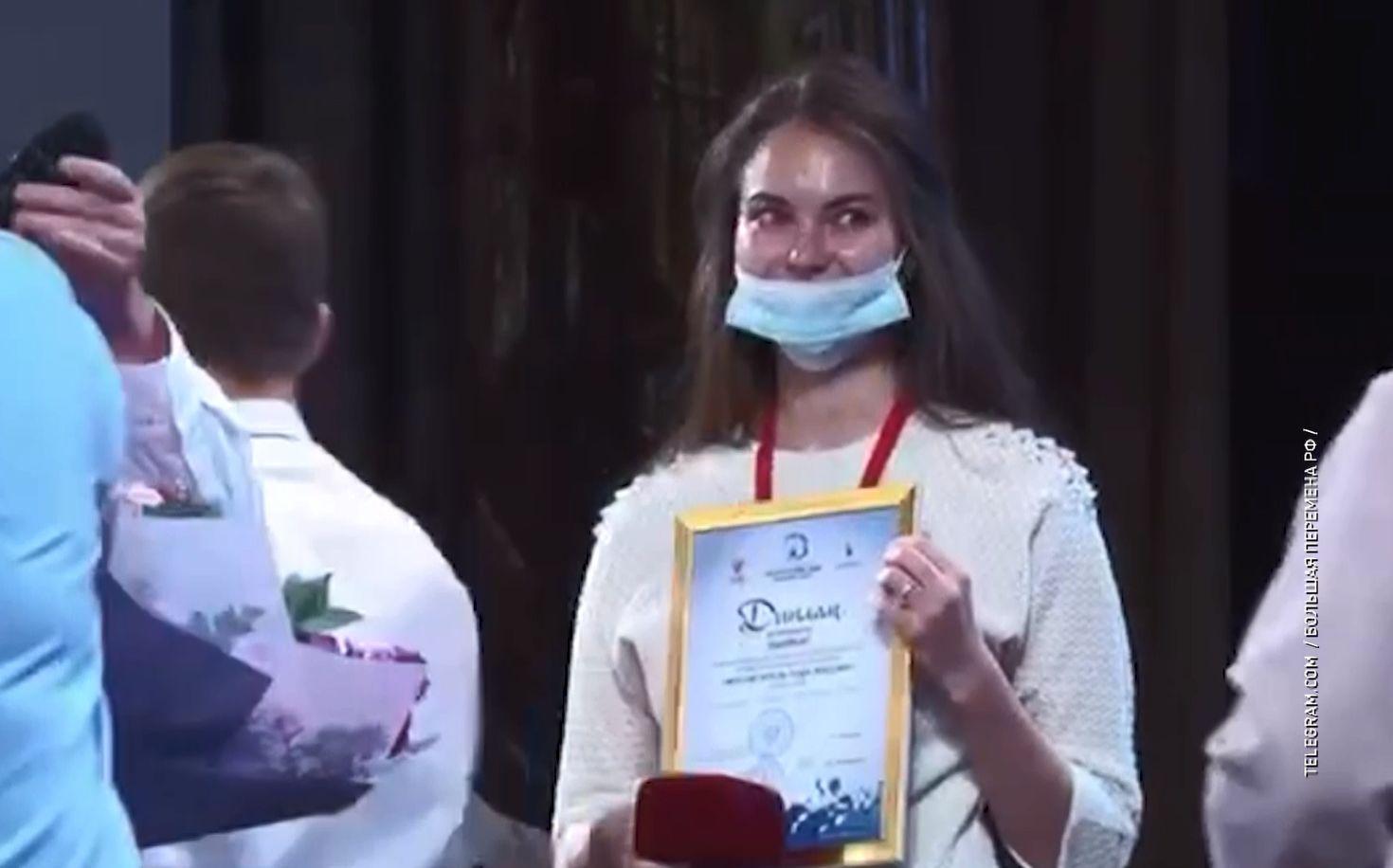 Учитель-логопед из Рыбинского детского сада №93 стала победителем Всероссийского конкурса «Воспитатель года-2021»