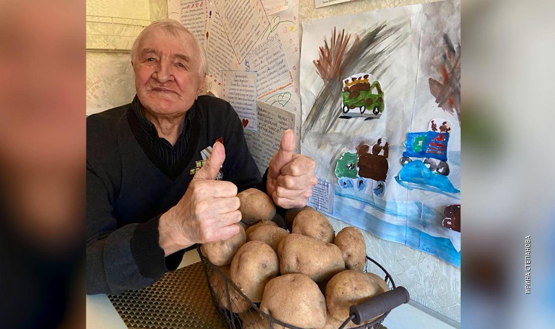 Как ярославская картошка стала героем трогательной истории из северной столицы