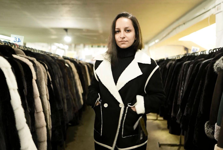 Выставка-продажа меховых изделий открылась в Ярославле на проспекте Ленина в ЦНТИ