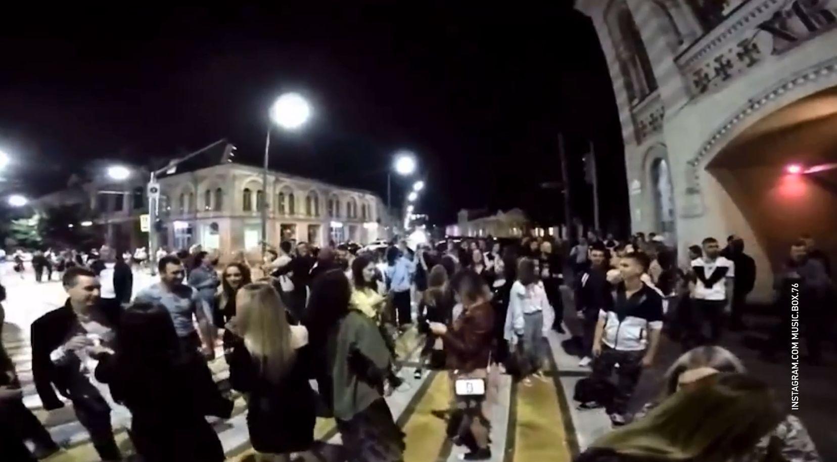Организатора уличных вечеринок в центре Ярославля могут привлечь к ответственности