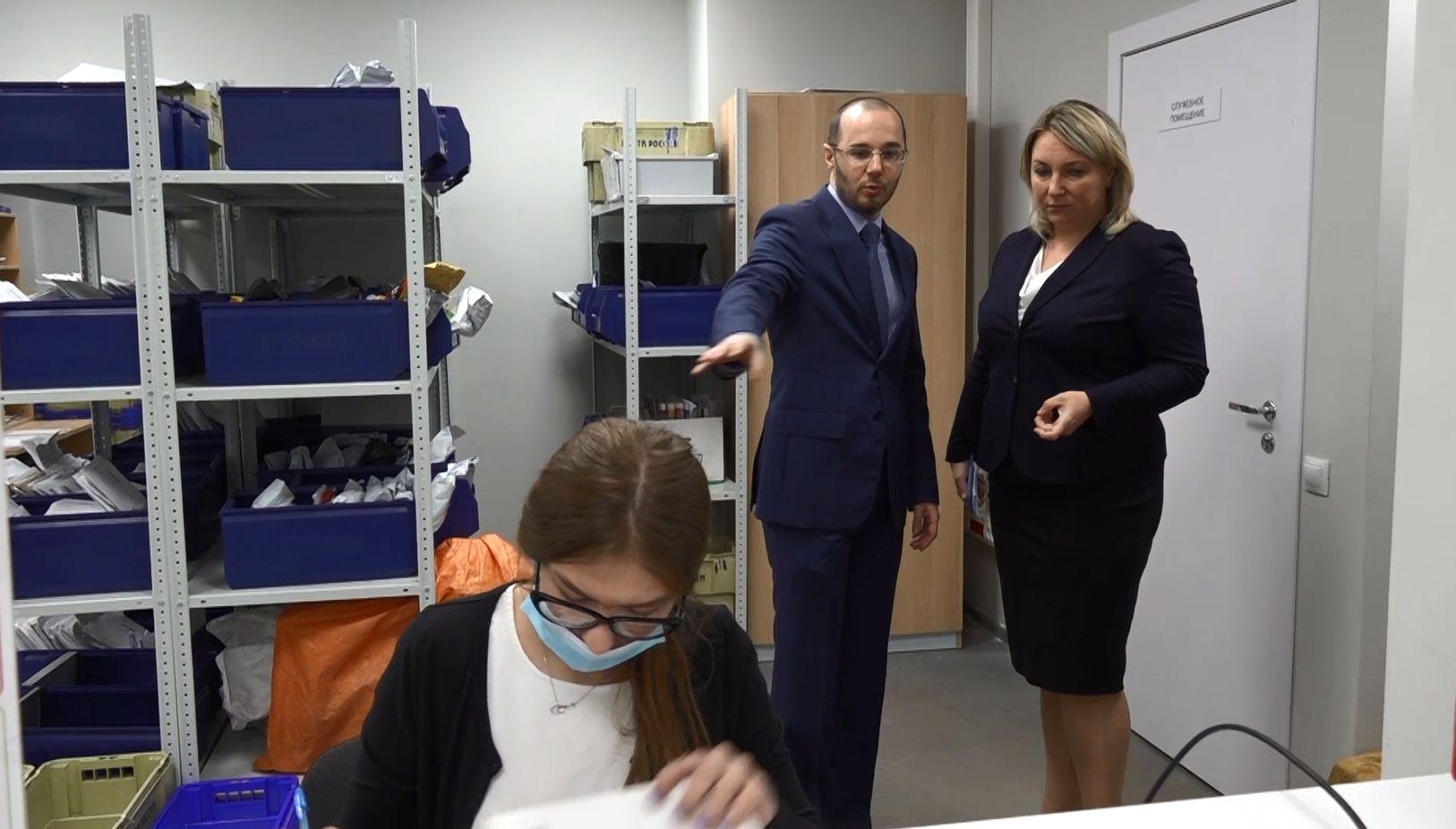 В Ярославской области модернизируют сельские почтовые отделения