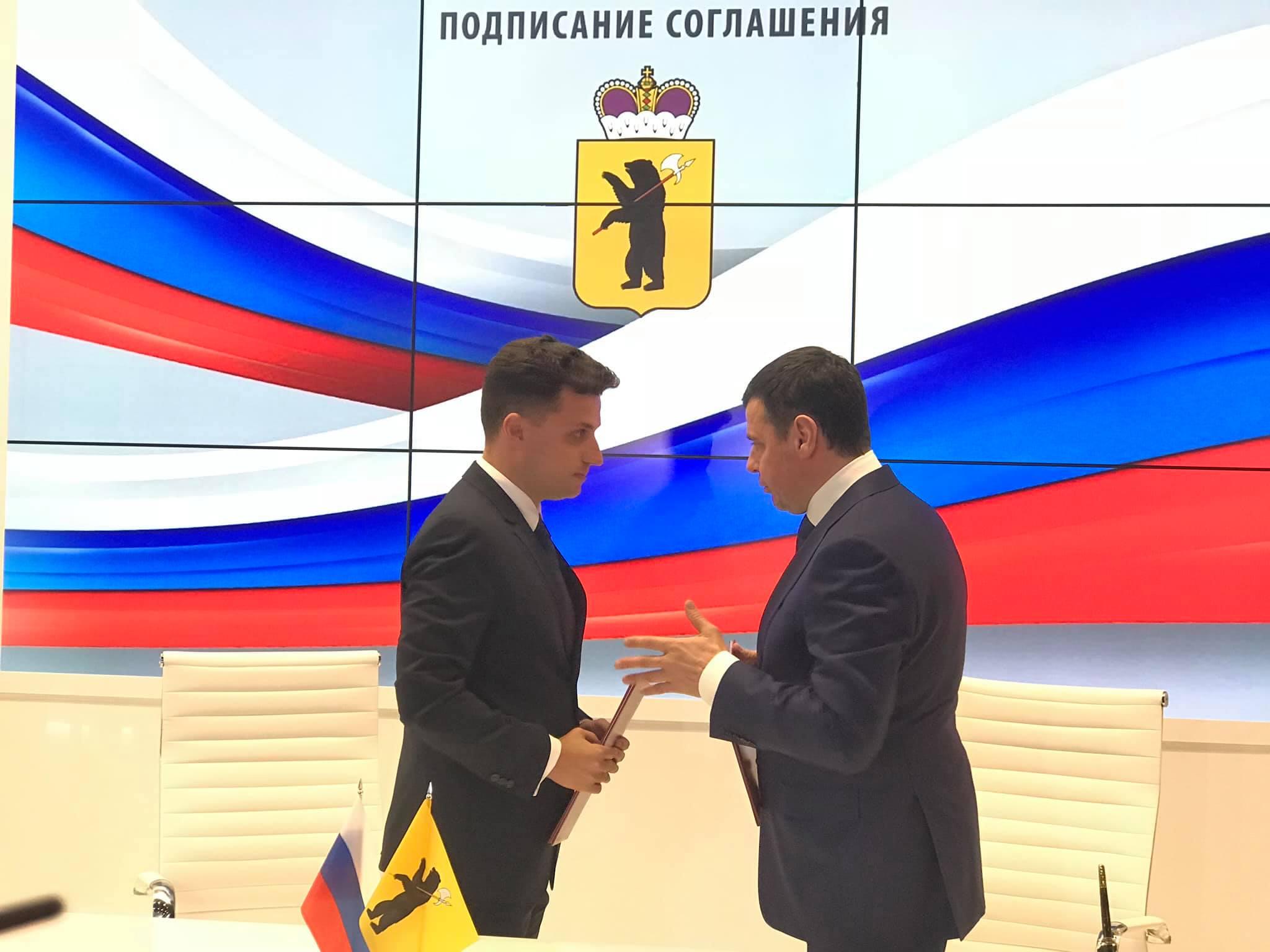 Андрей Медведев: я благодарен Дмитрию Юрьевичу с точки зрения взаимодействия бизнеса и власти