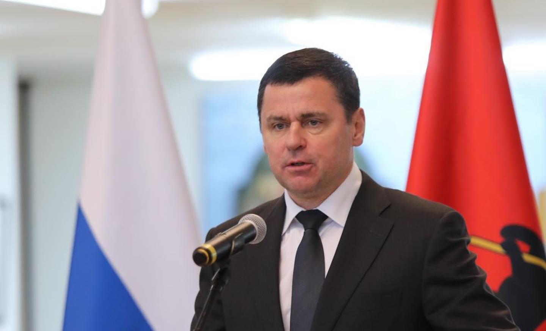 Дмитрий Миронов поблагодарил жителей и команду Правительства Ярославской области за совместную работу