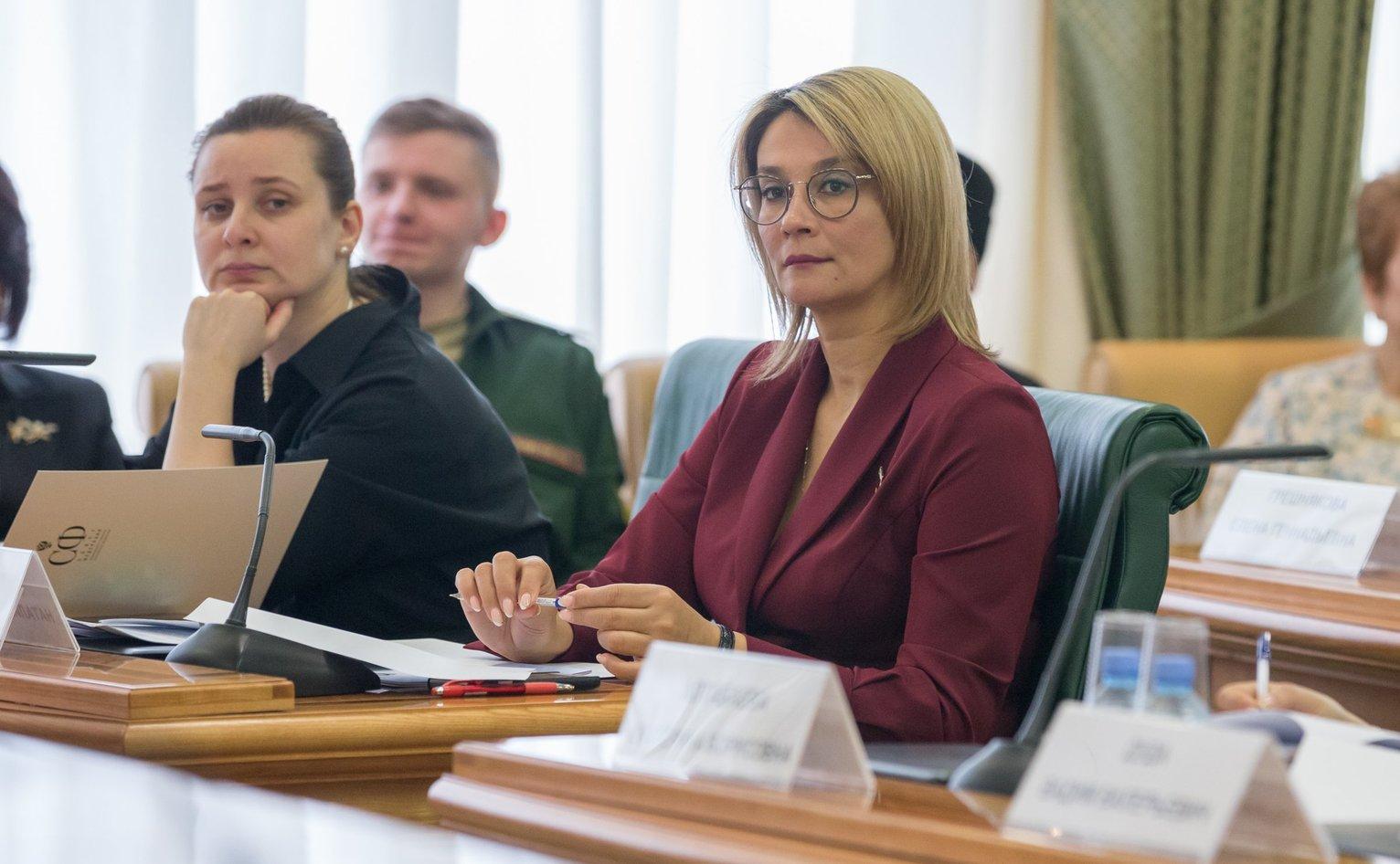 Наталия Косихина: Мне посчастливилось работать в сильной команде губернатора Миронова