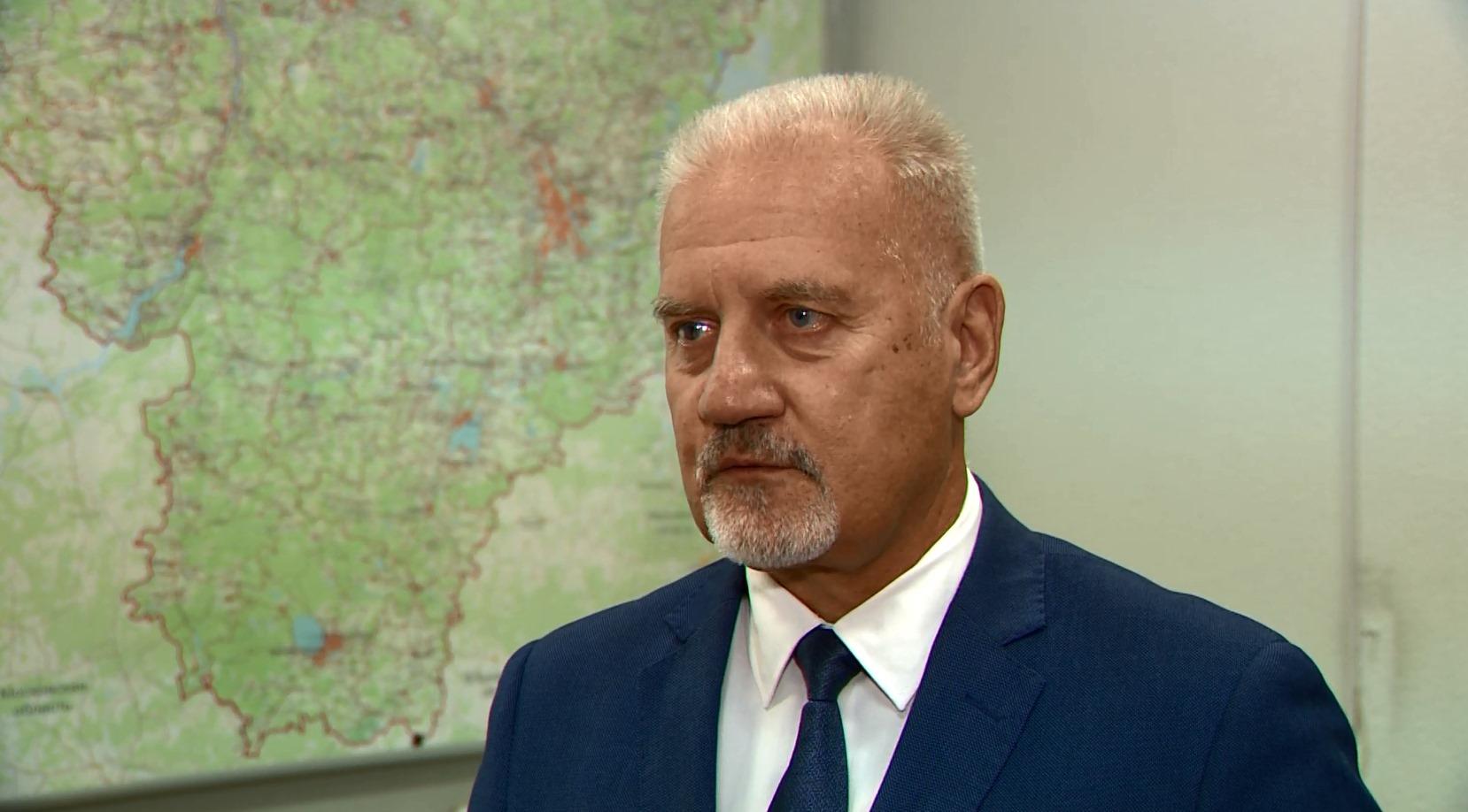 Сергей Бабуркин поблагодарил Дмитрия Миронова за помощь в защите прав ярославцев