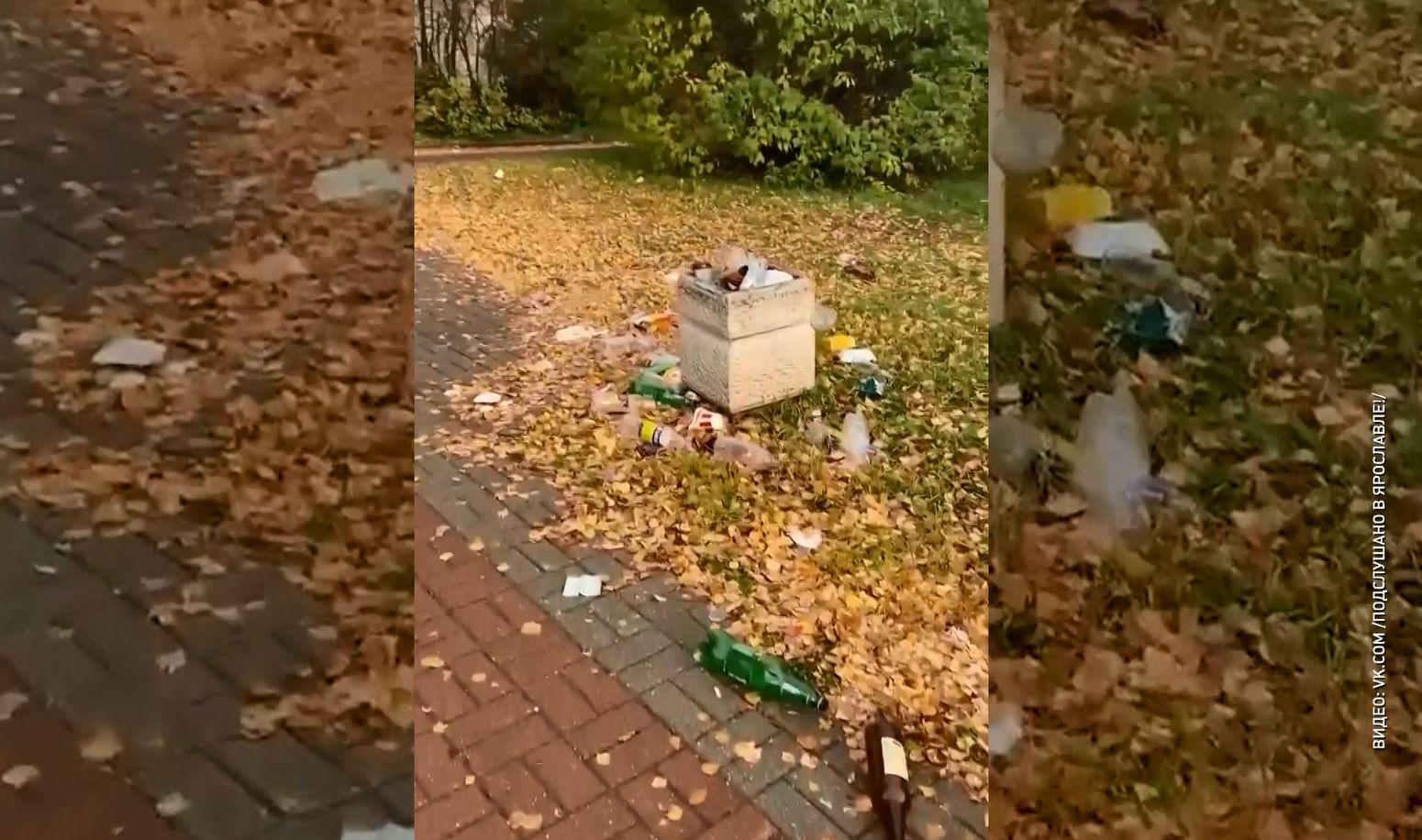 Жители Суздалки возмущены качеством уборки улиц в Ярославле