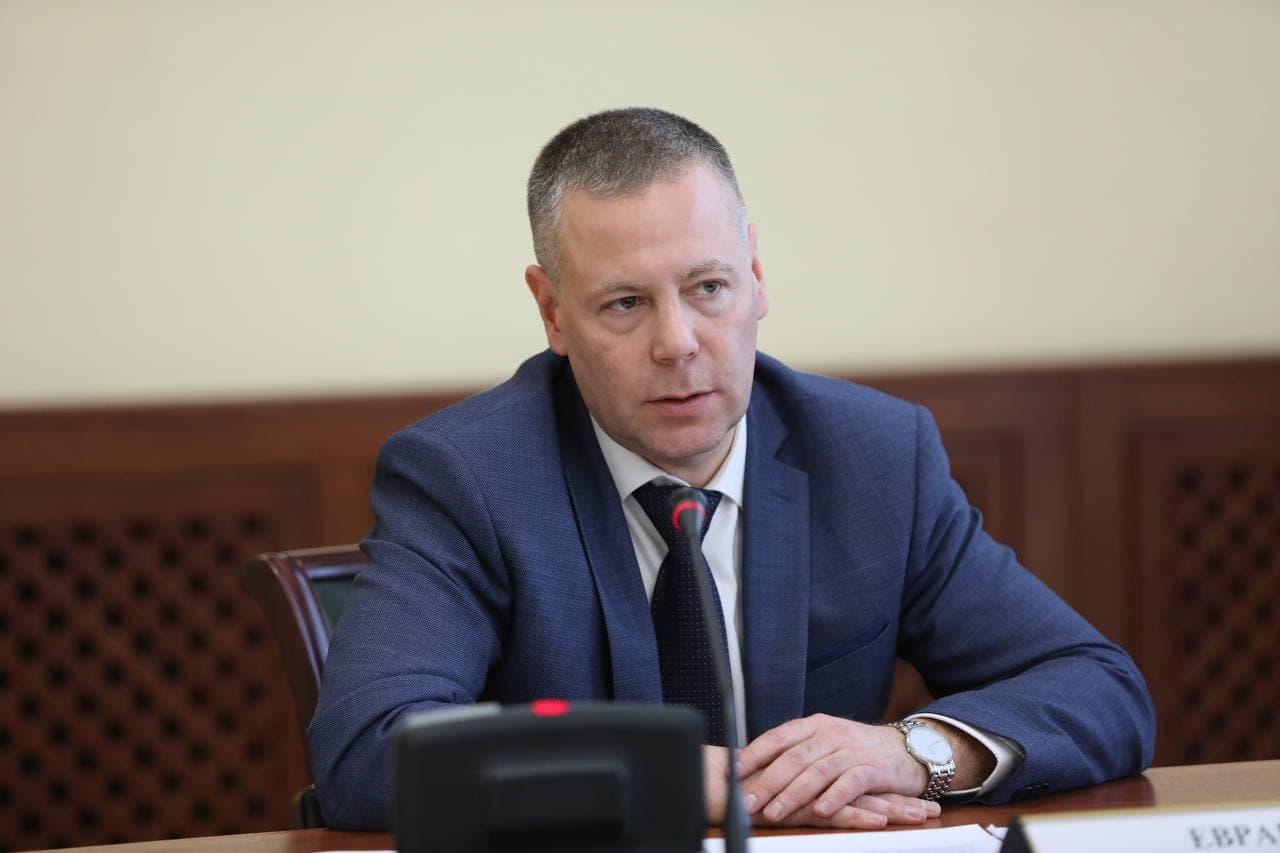 Поздравление врио губернатора Ярославской области Михаила Евраева с Днем работников пищевой промышленности