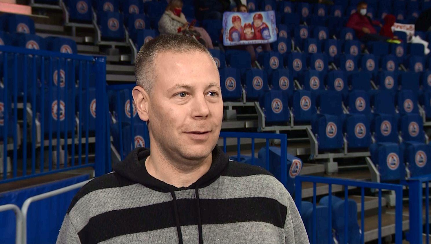 Михаил Евраев вместе со всеми ярославцами стал почётным болельщиком «Локомотива»