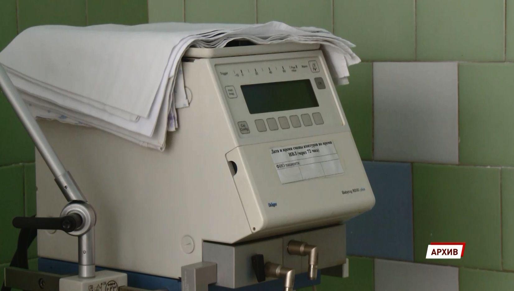 В корпусе первой городской больницы Рыбинска увеличивают количество кислородных коек