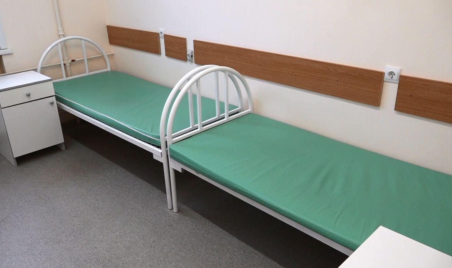 В одном из зданий Центральной городской больницы Ярославля разворачивается корпус для больных коронавирусом